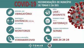 Novas medidas COVID 19