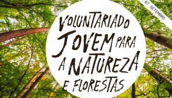 Voluntariado Jovem Para a Natureza e Florestas | 21 jul > 7set