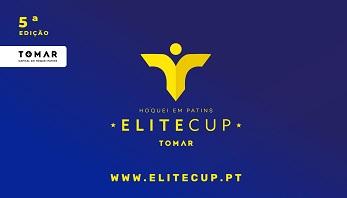 Elite Cup de Hóquei em Patins nos dias 10, 11 e 12 de setembro em Tomar