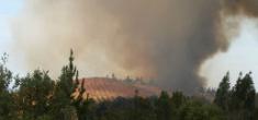 Governo prorroga o período crítico de incêndios até 15 novembro