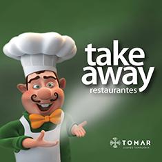 Lista Restaurantes take away / entrega domicilio